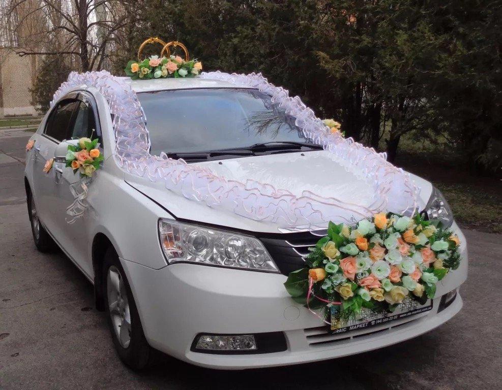 Украшения для свадьбы в архангельске